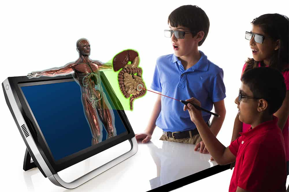 Augmented reality, the new industrial revolution. Use of AR in education - Virtuul News